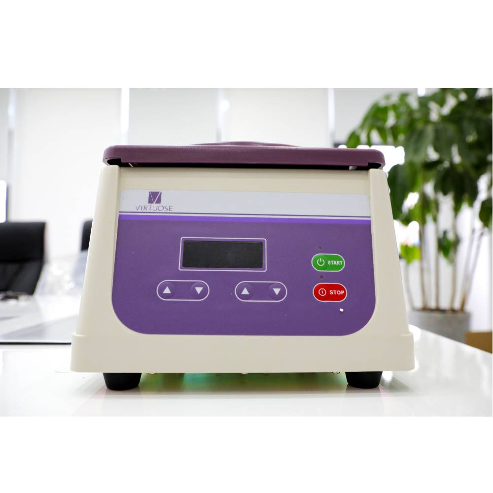 PRP tube blood centrifuge machine to separate plasma