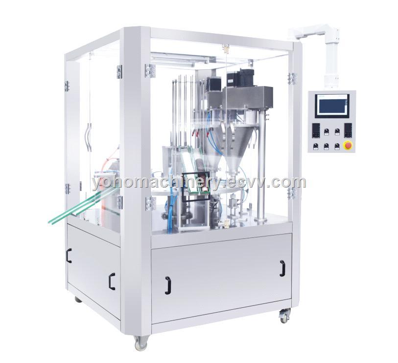 Full automatic Coffee capsule filling sealing machine