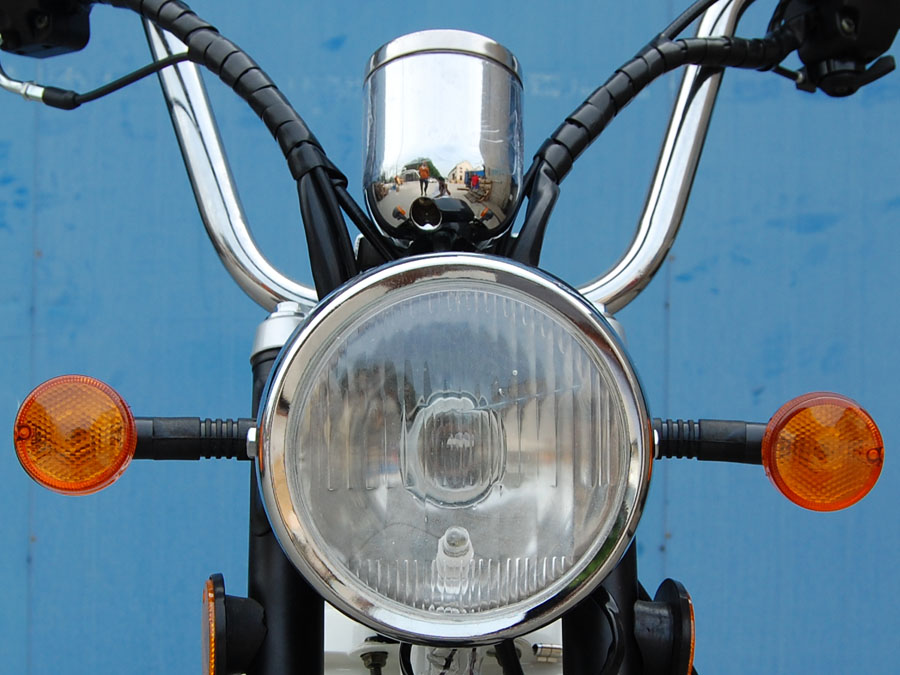 Supply Moped MOP35E with 35cc 50cc and 70cc engines