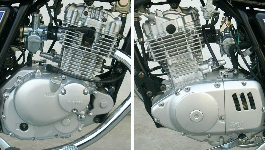 Supply motorcycle CRUISER similar GN125