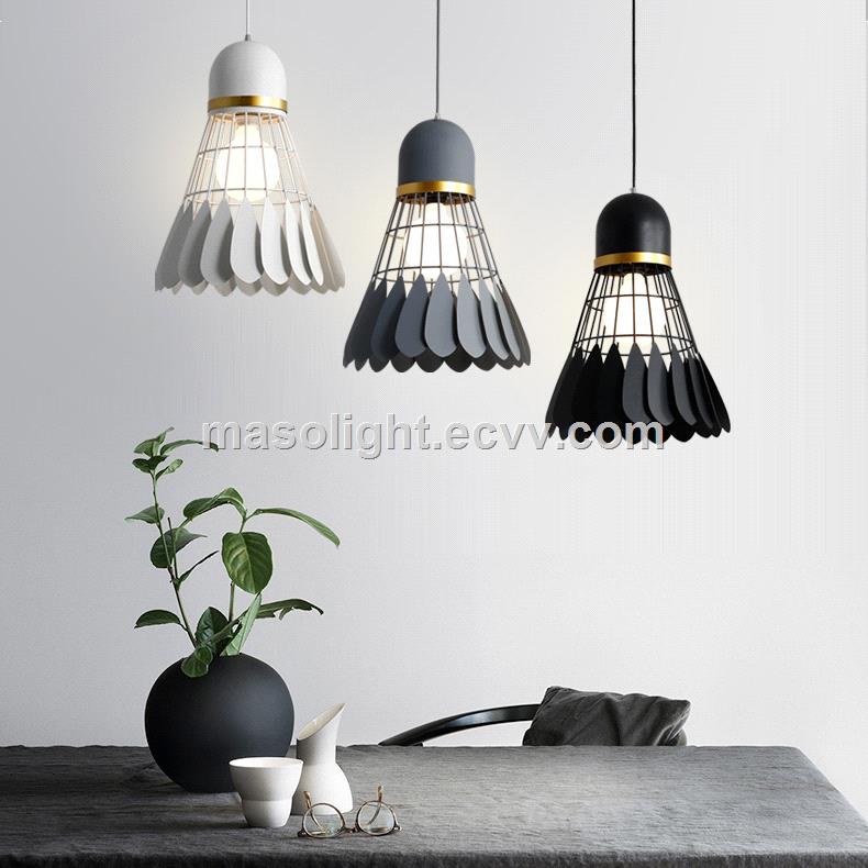Decorations living room iron lamps modern bedroom furniture luxury light