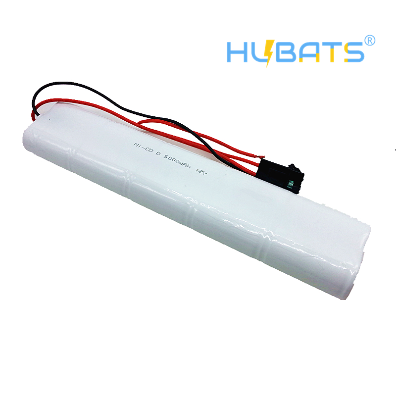 Hubats NiCD D 5000mAh 12v Rechargeable Battery Pack for Stairlift Acorn 80