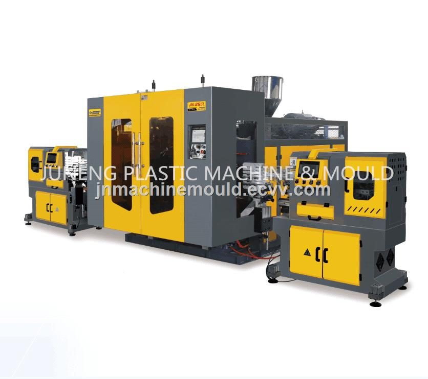 multilayer extrusion blow molding machine for chemical bottles