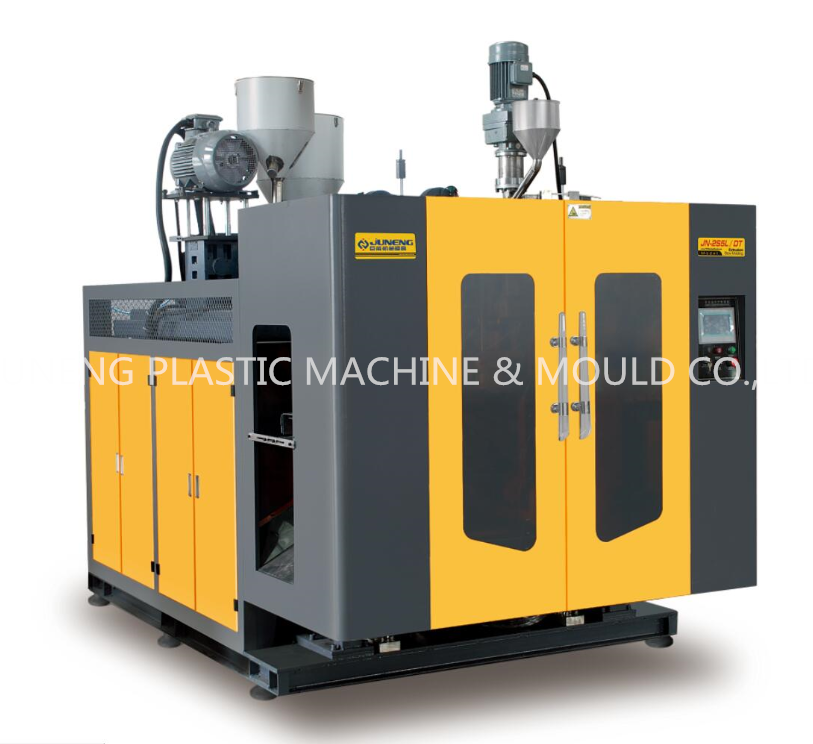 PE Plastic extrusion blow molding machine JN100U for 20L jerrycan