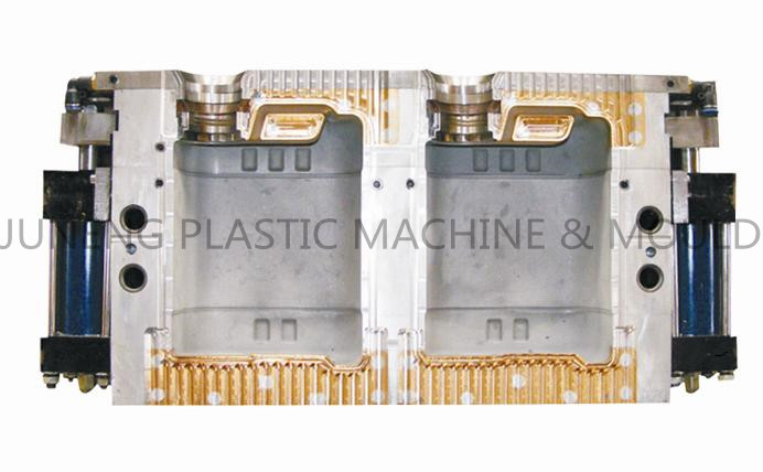 PE extrusion mould for plastic bottles