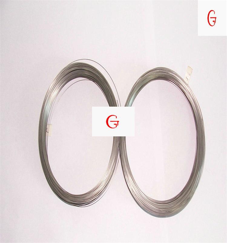 High Density Molybdenum Rhenium alloy wire