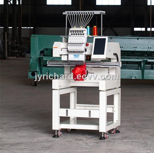 JINYU 1201C Single Head Computerized Embroidery Machine