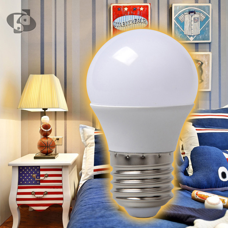 China supplier LED Light G45 LED Lampenlicht 2W 3W 5W LED Bulb light for indoor decoration