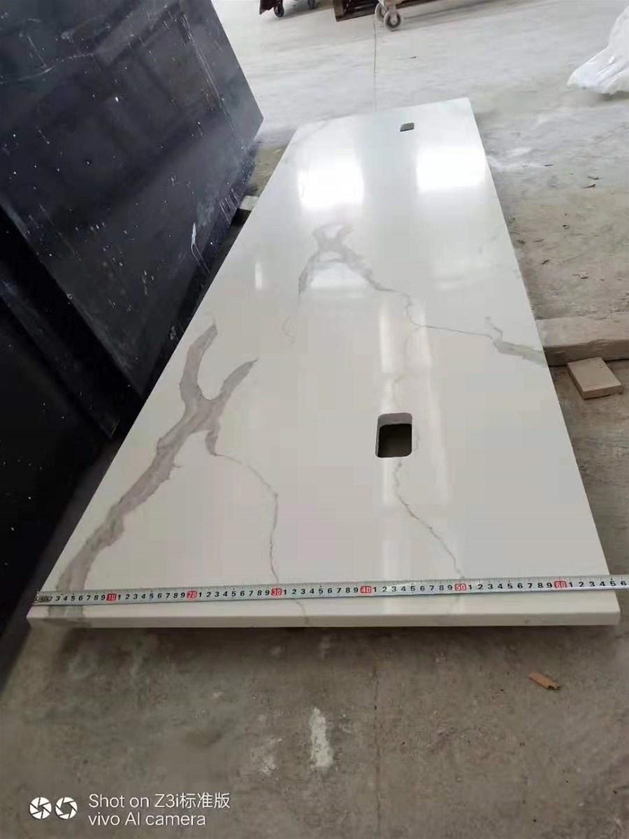 Foshan Weimeisi Natural Marble Granite Countertops Kitchen Tops