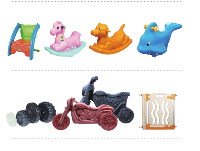 Childs toy plastic molding mould