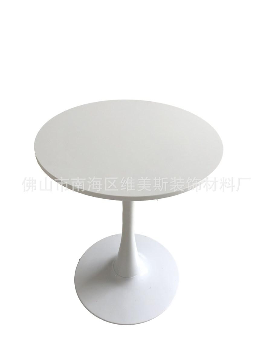 Foshan Weimeisi Decor Round White Marble Granite Table Top