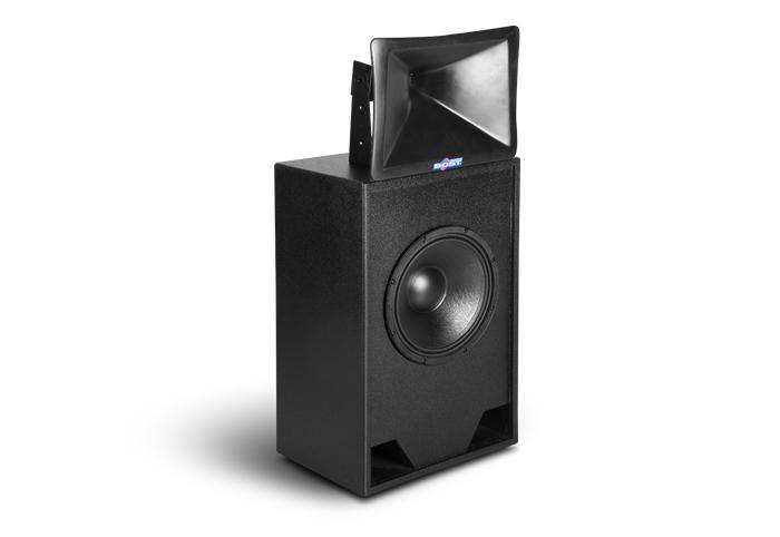12 inch passive screen system pro sound cinema speaker TC612