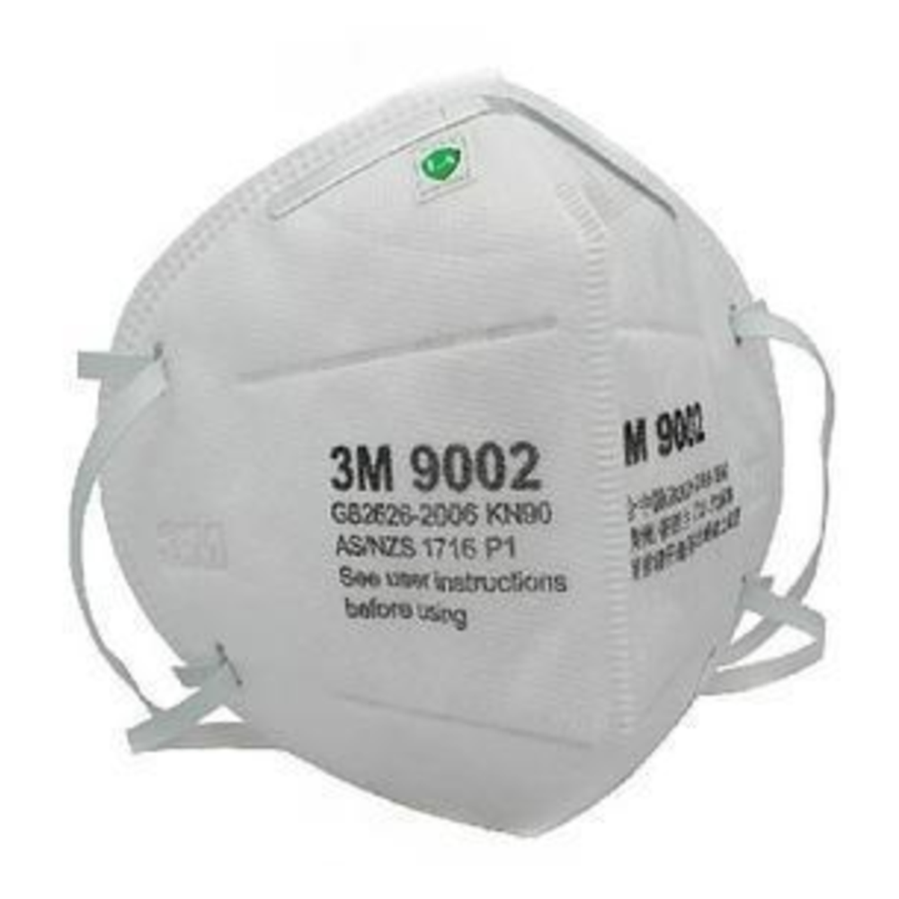 9001900290039004 KN90 Earloop Face Mask Respirator