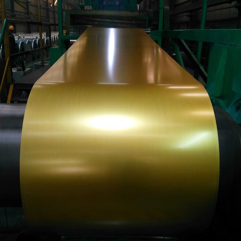 SGCC Antifinger Print Hot Dipping Zincalume Steel Coils In Austrilia