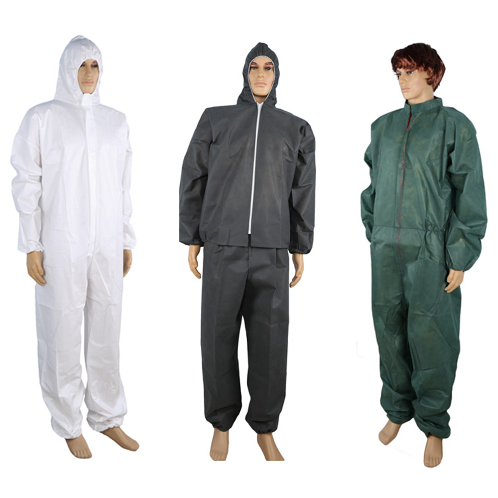 Manufacturer of Disposable Medical Multifunctional Protective Suit