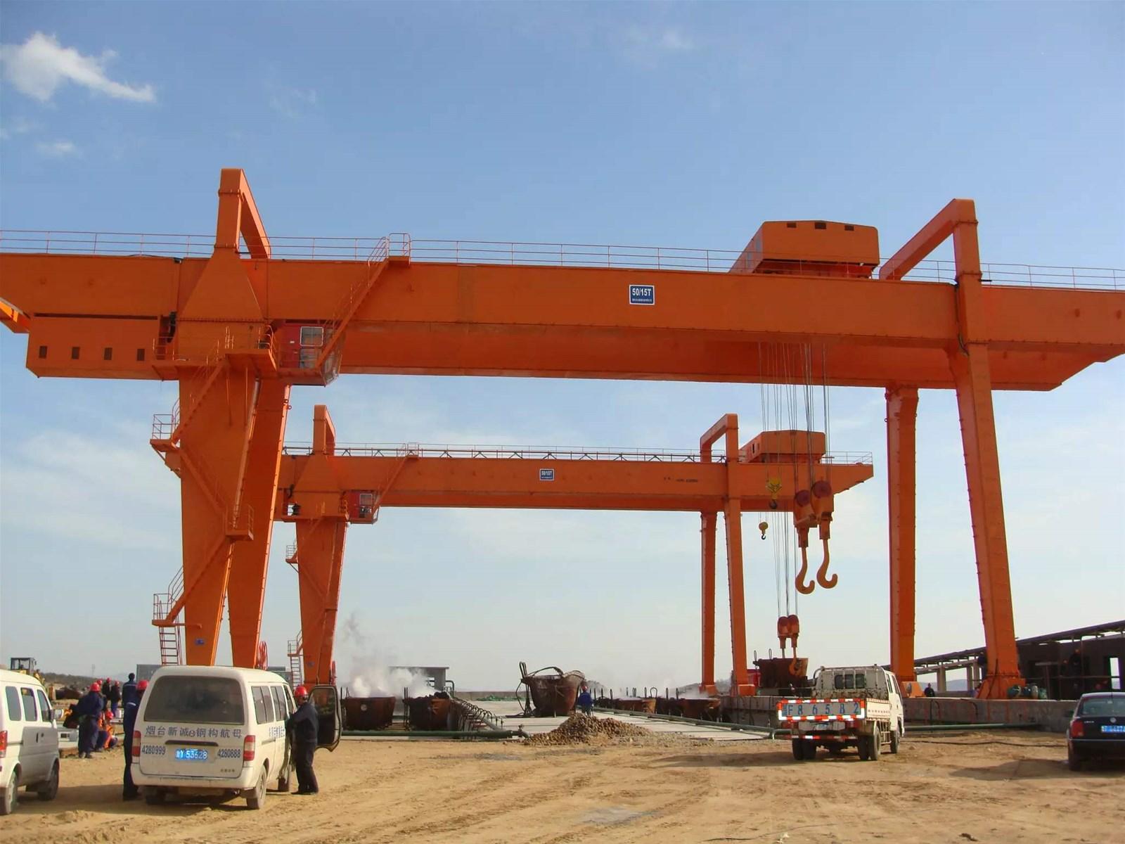 Singlebeam gantry crane customized cranes of all sizes MH