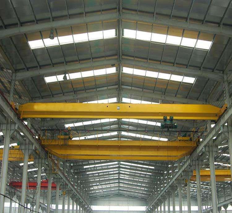 Single beam crane single beam monorail crane