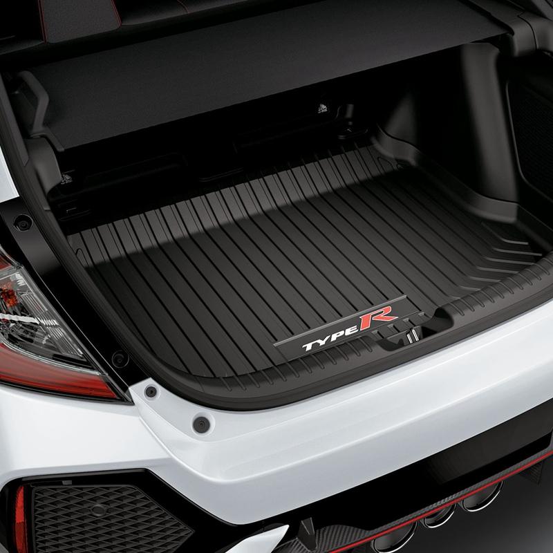 Anti slip dirt catching TPO TPE 3d car trunk mat waterproof universal