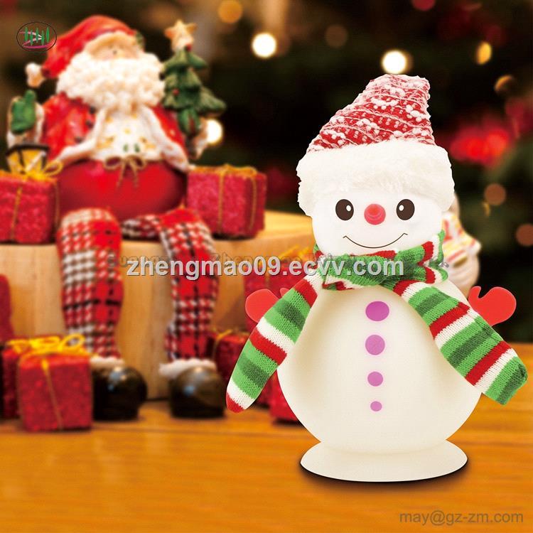 Christmas Snowman Aromatherapy Diffuser