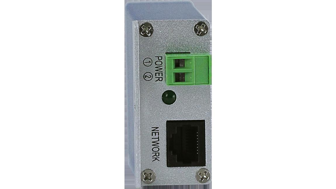 2 In 1 Lightning Arrester for cat5e AC220V IP camera CCTV system