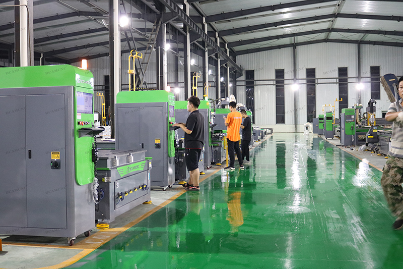 Choose high quality wood cnc router for woodworking
