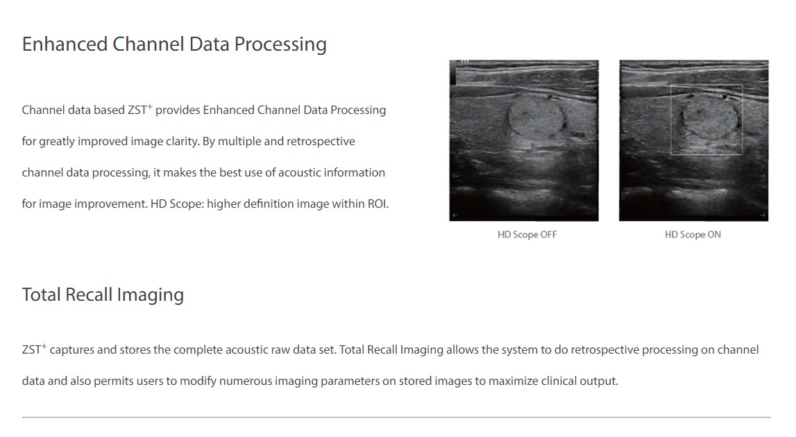 Mindray Resona 7 Premium Ultrasound System