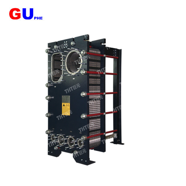 China heat exchanger factory sell high quality plate type evaporator