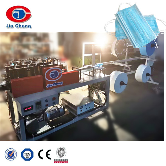 High speed automatic mask making machine