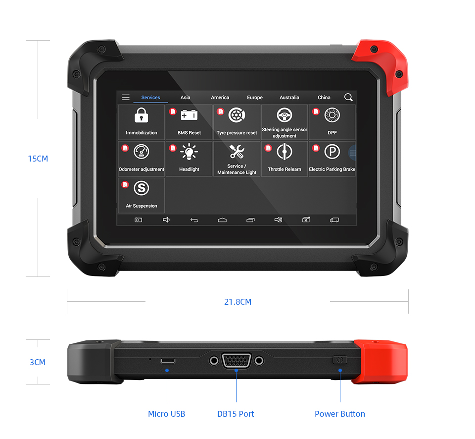 Xtool EZ400 Pro Scanner Auto Repair Tool OBDII Key Programmer