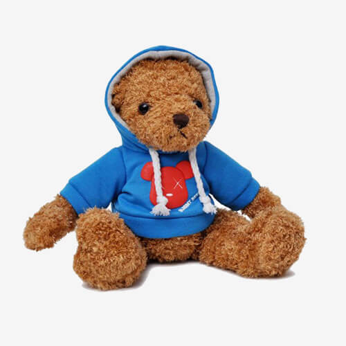 Custom Plush teddy bear manufacturing stuffed animal supplier in China Low MOQ 300 pcs