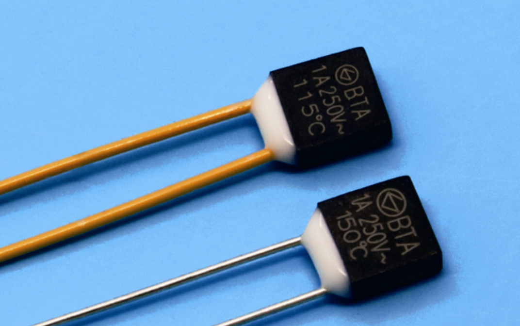 Thermal Fuseconsists of thermal cutoff fuses for overtemperature protection