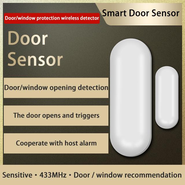 Wireless 433mhz Door sensor window sensor detector alarm