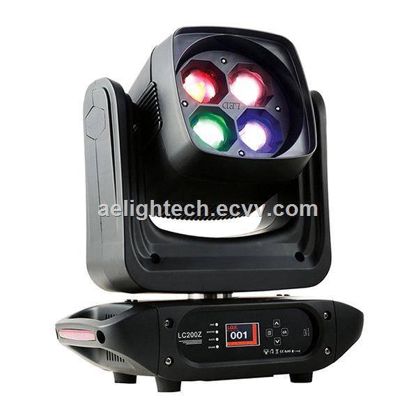 4x60W RGBW LED Moving Head Aelightech