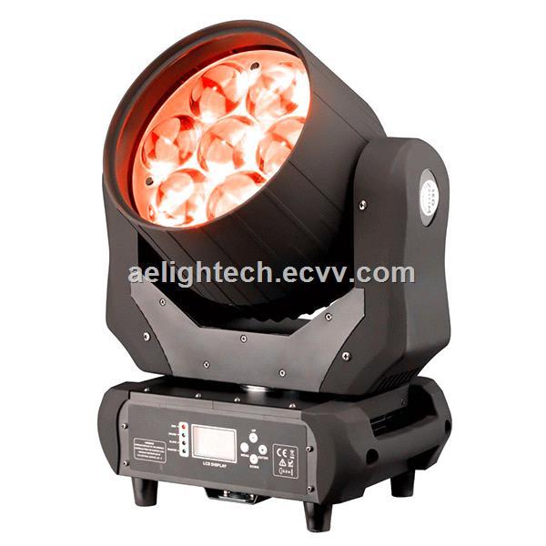 7x40W RGBW LED Moving Head Aelightech