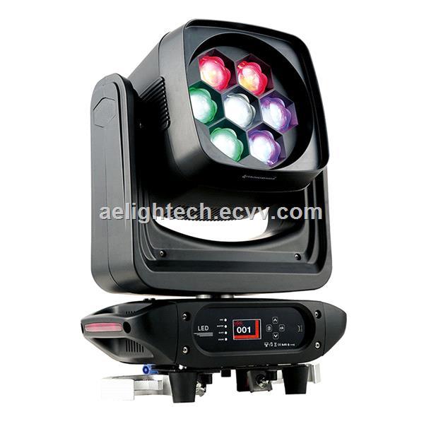 7x60W RGBW LED Moving Head Aelightech