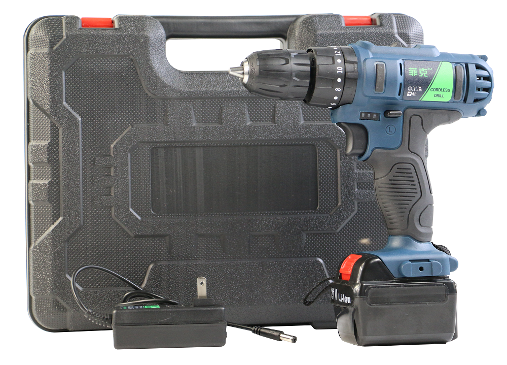Brushless Electric Screwdrive 21V Impact Drill Socket 4000mAh Li Battery Hand Drill Installation Power Tools