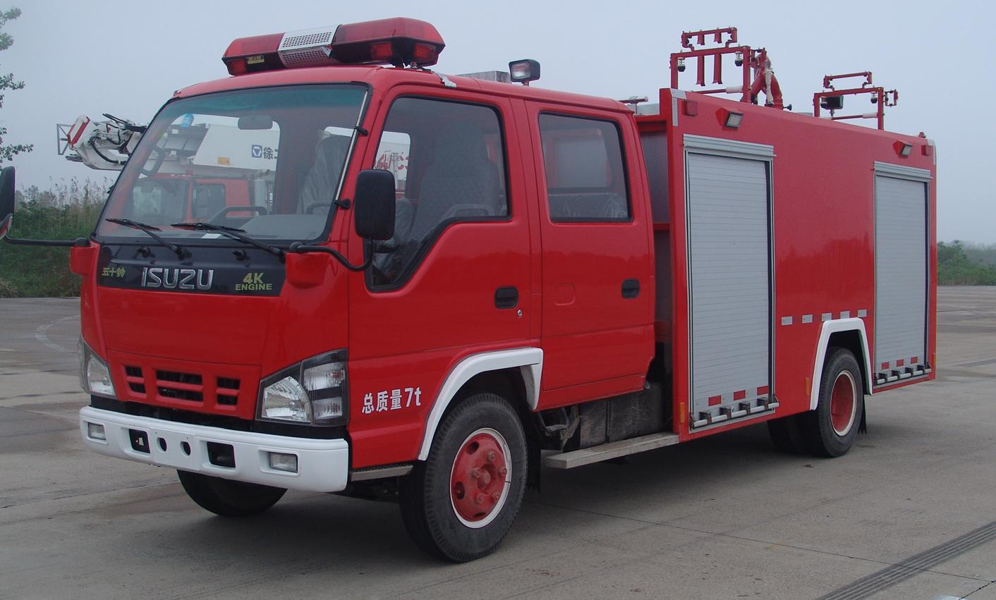 Fire Engine Fire Fighting Truck Firefighting