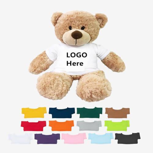 Plush teddy bear manufacturing custom stuffed toys