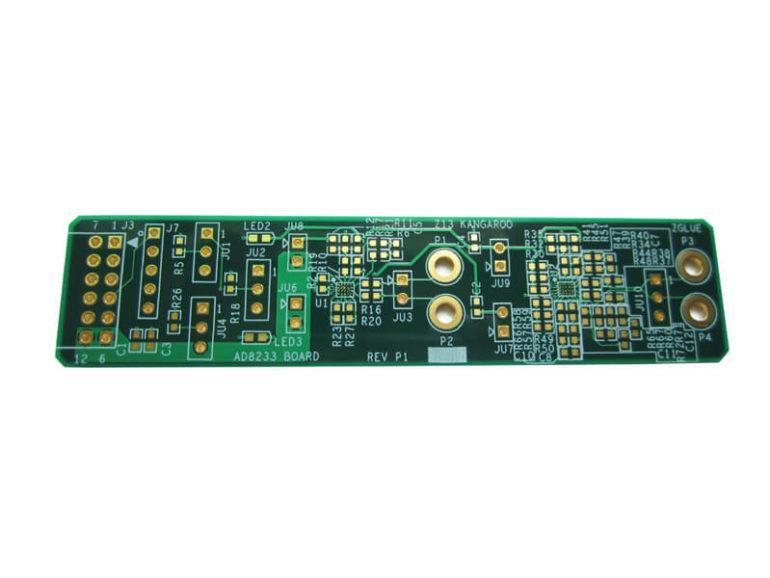 Small BGA Printed Circuit Board
