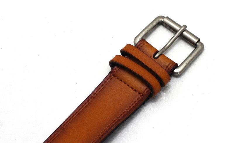 New Arrival Male Strap Waistband Genuine Leather Belt 40cm width