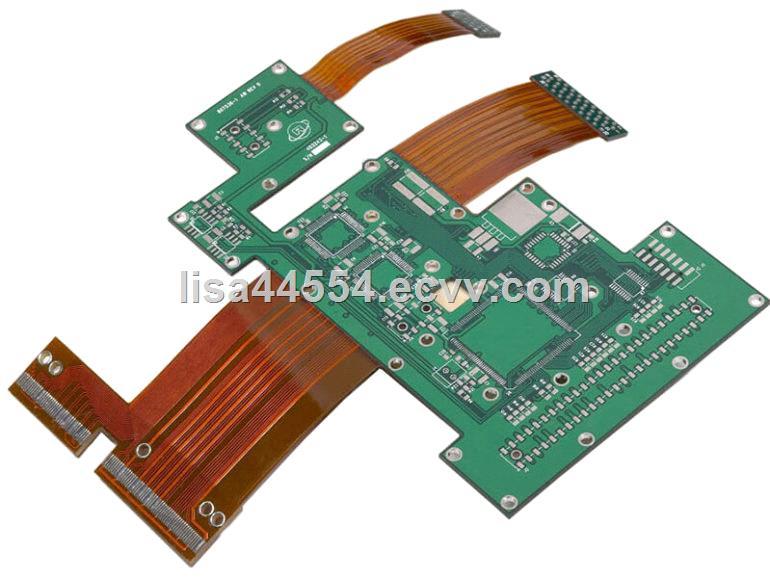 RigidFlex Printed Circuit Board