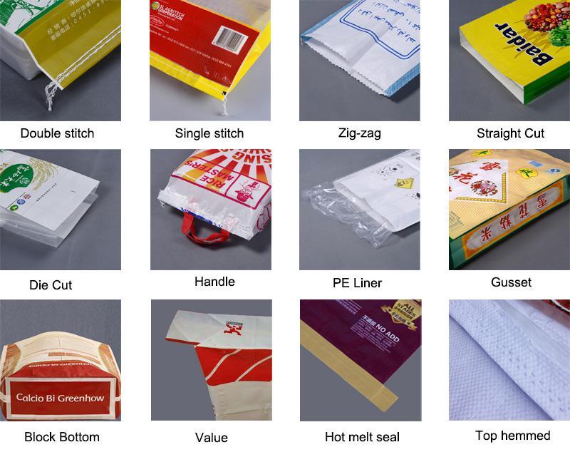 Woven Polypropylene Feed Bags 2020