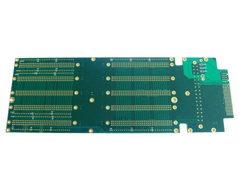 Press Fit Pins Printed Circuit Board