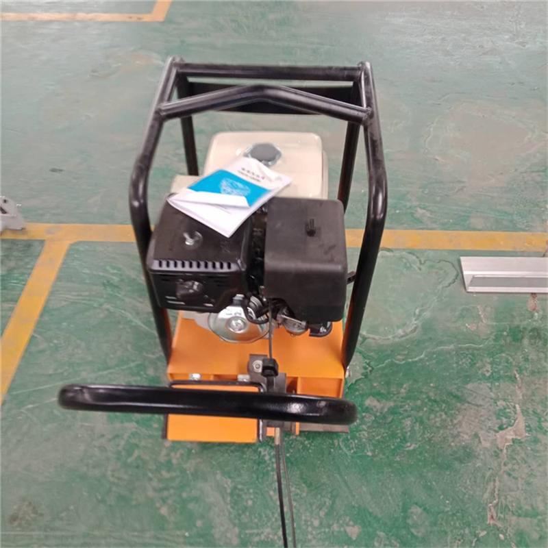 Electric vibration gasoline plate compactor machine electric hydraulic vibration plate compactor machines