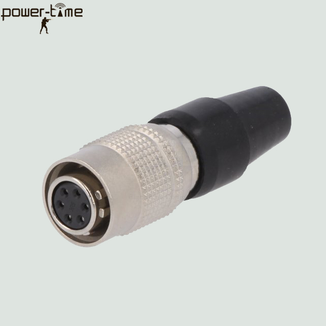 Military Audio Nexus HR10 Connector