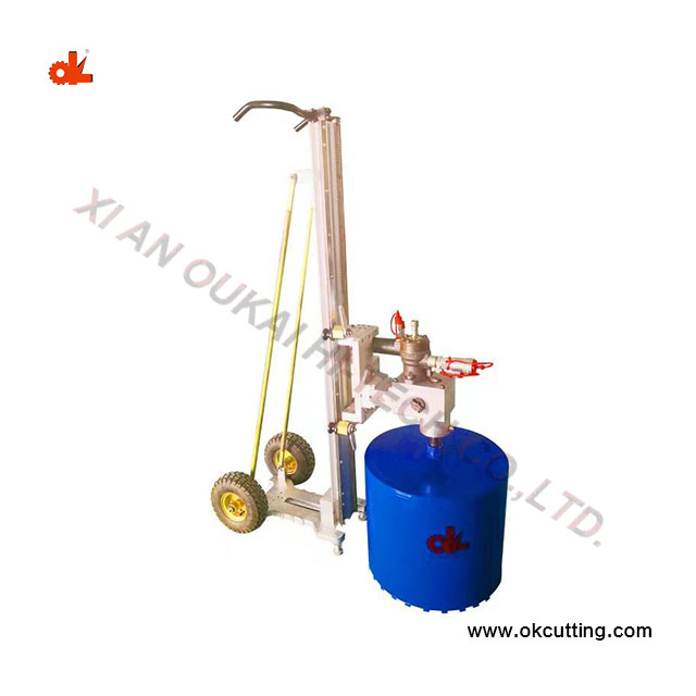 HD500 China hydraulic core drill manufacturers and supplier