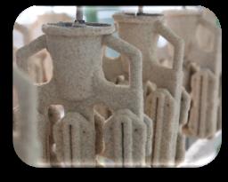 Mullite sandflour for Precision Casting