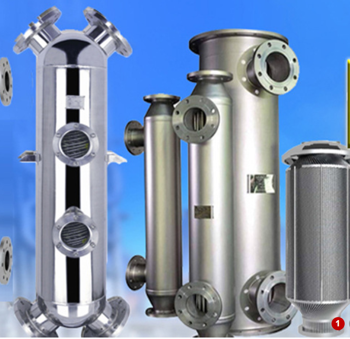 heat exchanger for chemistry machinery