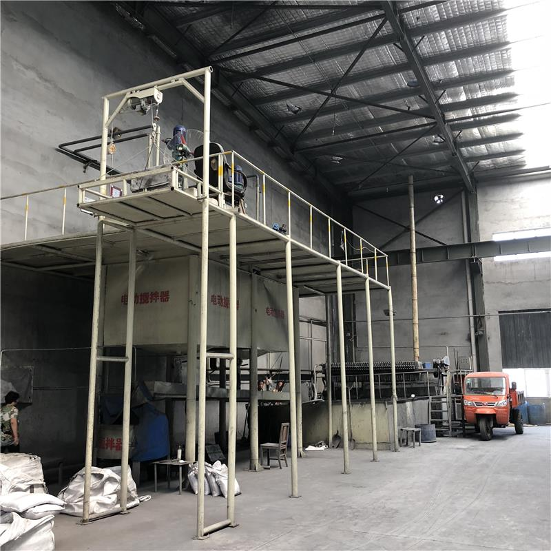 Foundry Materials Liquid Colloidal Silica for Shell Building