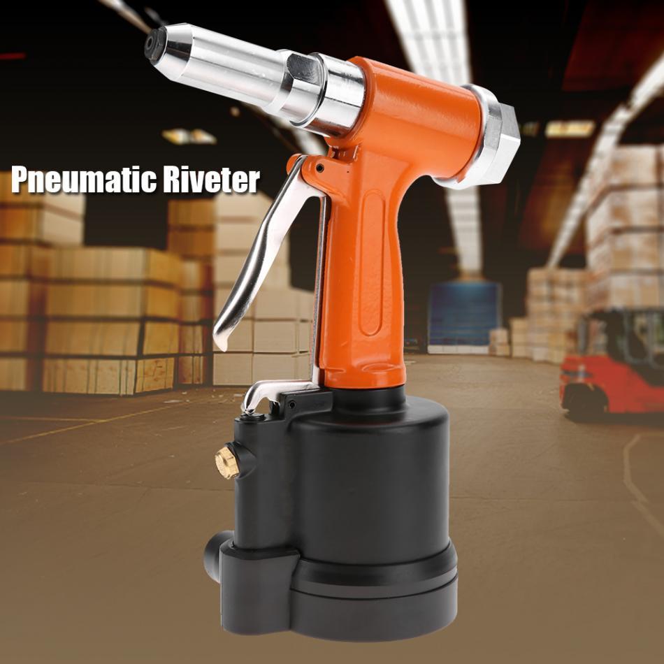 KP701 short cylinder pneumatic rivet gun industrialgrade riveting rivet gun Air Hydraulic RiveterProfessional